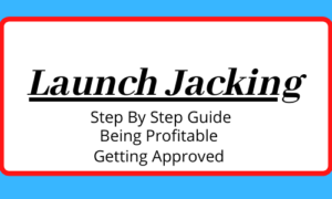 Launch Jacking Step-by-step guide
