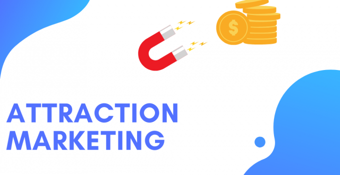 How to start attraction marketing