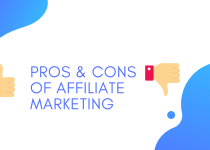pros and cons of affiliate marketing