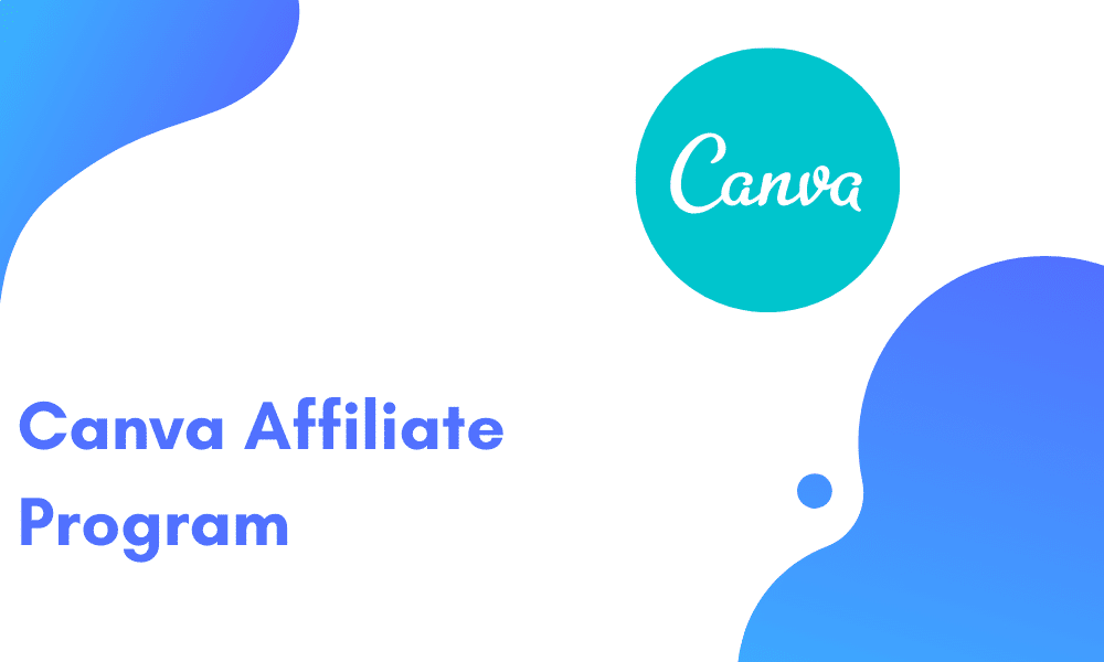 Canva Affiliate Program
