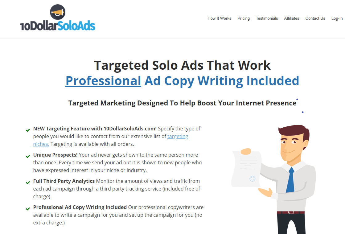 10 dollar solo ads review